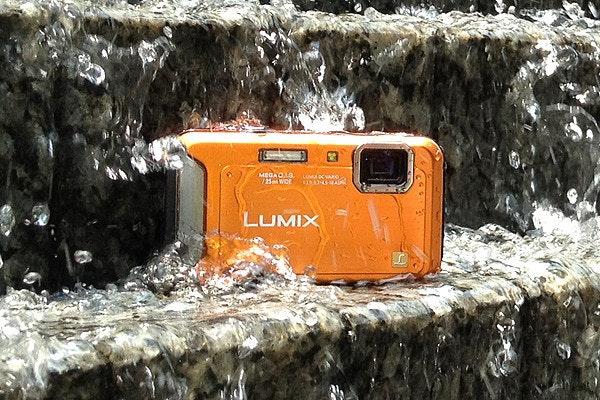 是防水相機再一發,Panasonic TS20 動手玩這篇文章的首圖