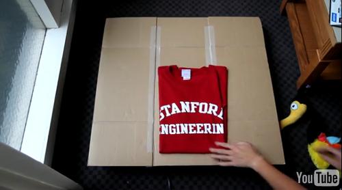 是紙箱慢點丟!讓妳快速學會高手級摺衣術這篇文章的首圖