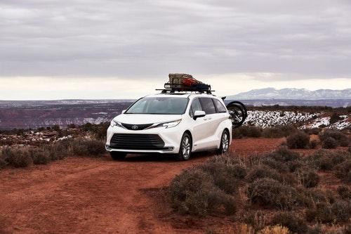 2021 Toyota Sienna大改款僅有油電 Hybird 版本 全時四輪驅動 台灣年底上市
