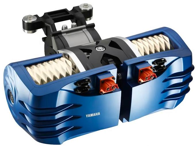 Yamaha 技能樹再次超展開:開發車用電動動力單元