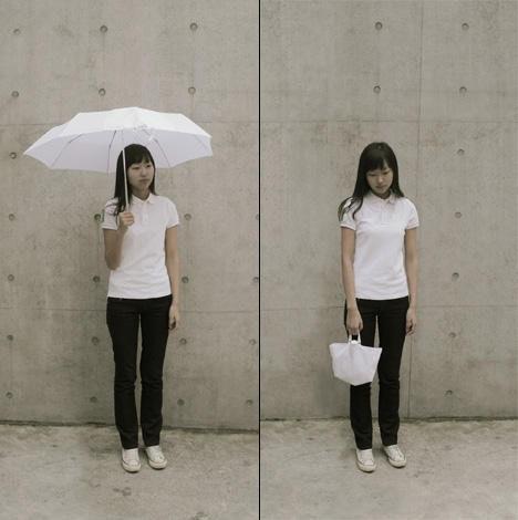 是我的雨傘沒電了之四把科技傘這篇文章的首圖