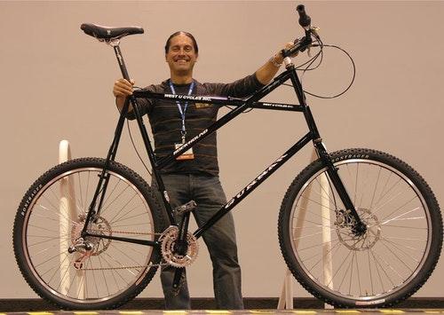 姚明的腳踏車!