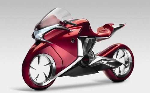 是Honda V4概念摩托車這篇文章的首圖
