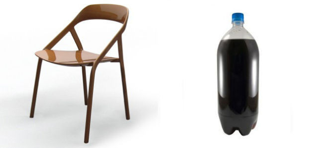 是跟兩公升汽水一樣重(輕?)的椅子?這篇文章的首圖