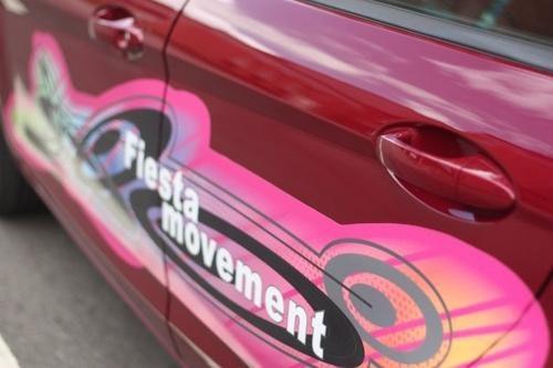是瞧瞧憂愁妹的新歡 Ford Fiesta這篇文章的首圖