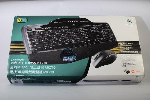 是羅技Unifying鼠鍵組MK710開箱與使用心得這篇文章的首圖
