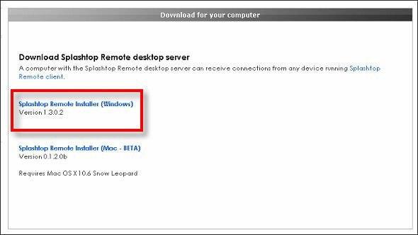 是[iPadiPhone]差一步就完美的遠端控制軟體---Splashtop Remote這篇文章的首圖