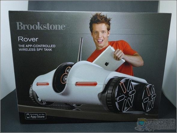 是電影道具走入現實生活,大人的科技玩具 - Rover Spy Tank這篇文章的首圖