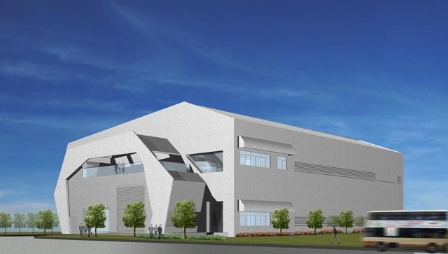 是ARTC電磁相容EMC實驗室盛大動土,預計2012年底落成啟用這篇文章的首圖
