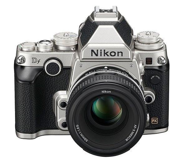 是發表前夕,Nikon DF產品圖流出,有像FM2嗎?這篇文章的首圖
