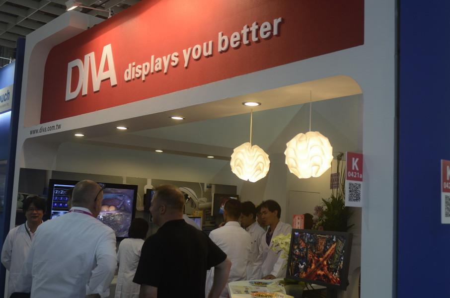 是Computex 2015:連專賣醫療級顯示器廠商DIVA也來參加國際電腦展這篇文章的首圖