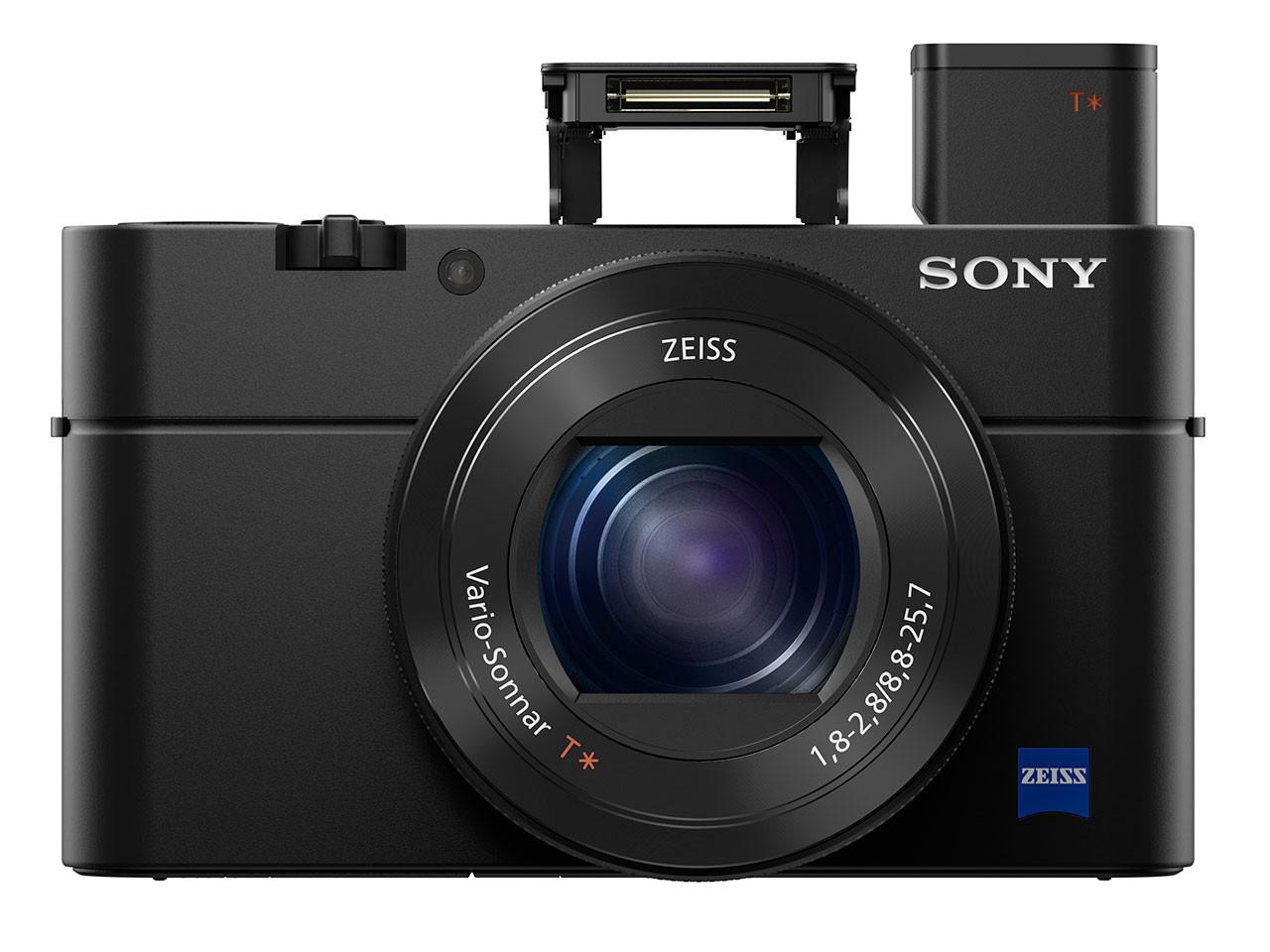 是Sony隨身機王者RX100系推出第四彈,採用全新感光元件並強化前代機能規格這篇文章的首圖