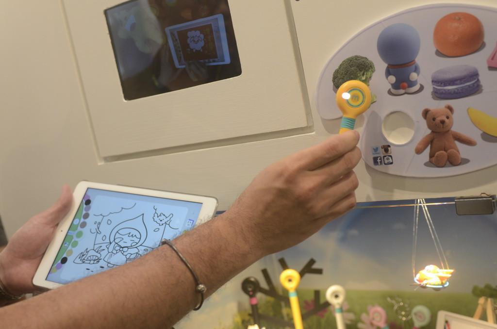 是Computex 2015:mozbii兒童吸色觸控筆這篇文章的首圖