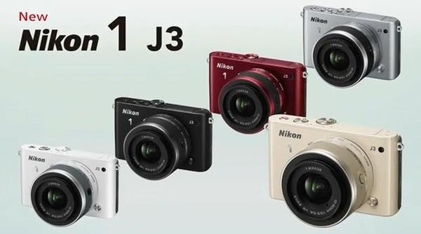 是Nikon推出EVIL相機入門新款J3以及S1,承襲前代高階新技術這篇文章的首圖