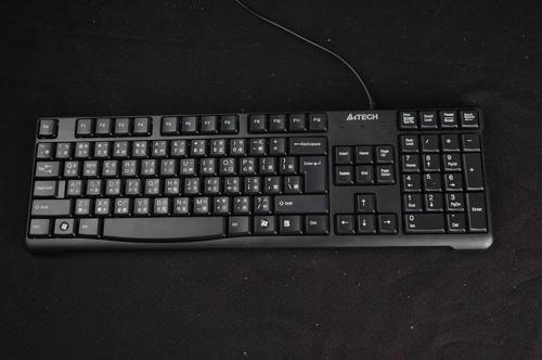 是 奕之華觀點:試打雙飛燕A4TECH KB-750雙BS鍵設計的鍵盤這篇文章的首圖