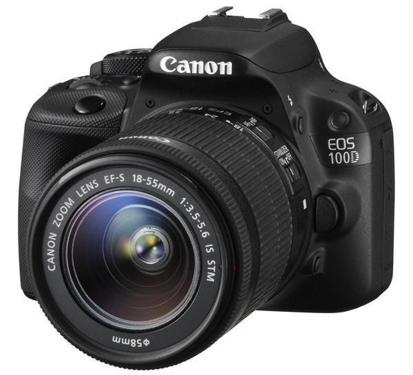 是Canon發表100D與700D,其中100D號稱最小的數位單眼這篇文章的首圖