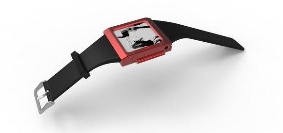 是【AQUA】iPod Nano全機防水錶帶,設計的主角是16歲的台灣少年這篇文章的首圖