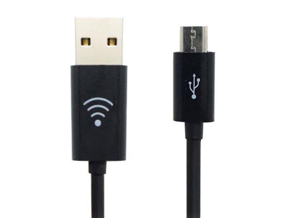 是一條Micro USB線可以幹三件事,充電、資料傳輸以及……這篇文章的首圖