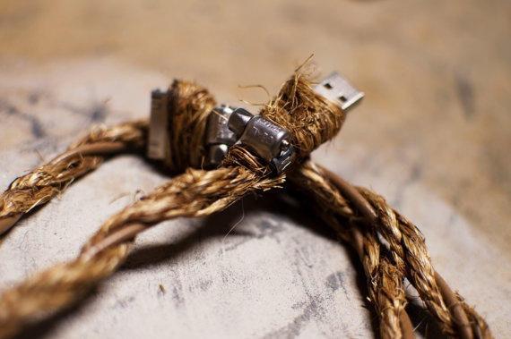 是極有原始風味的USB線這篇文章的首圖