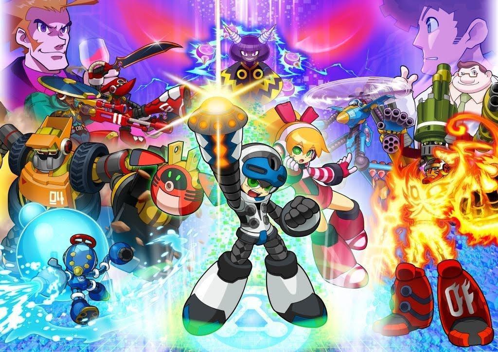 是SCE 宣布洛克人之父稻船敬二作品 Mighty No.9 將於 PS4 、 PS3 與 PS Vita 推出繁體中文版這篇文章的首圖