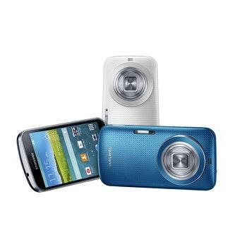 是改以與 S5 相同的點點風設計,三星發表 Galaxy K Zoom 相機手機這篇文章的首圖