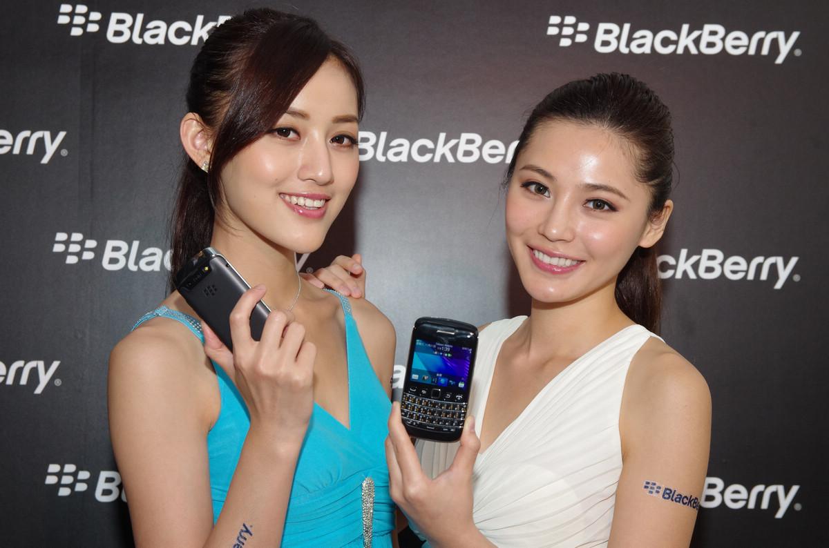 是傳聯想本周將宣布收購 BlackBerry這篇文章的首圖