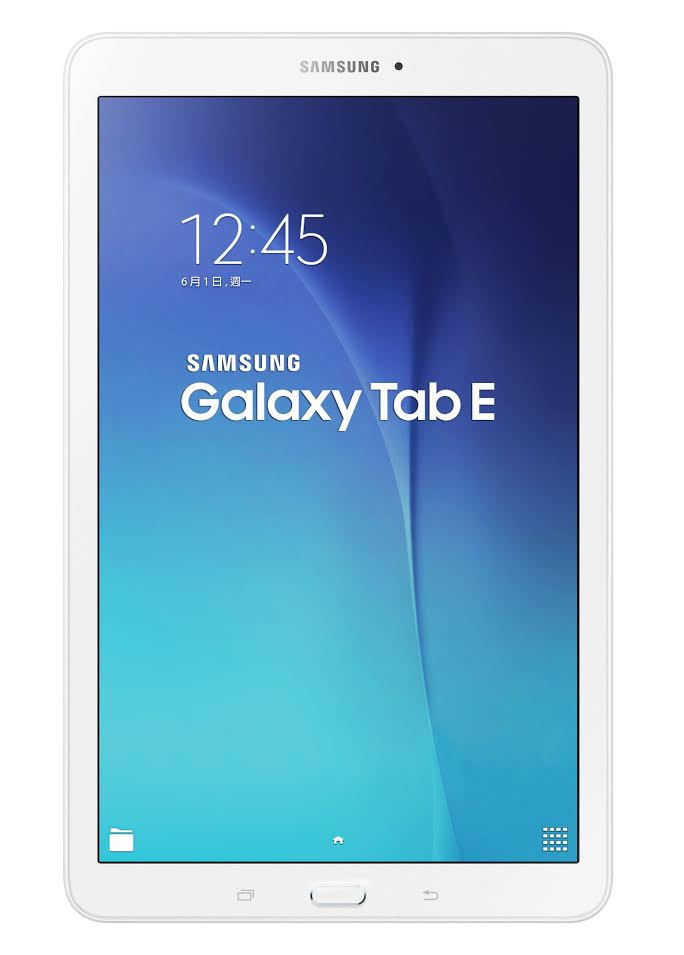 是三星推出入門級平板 Galaxy Tab E ,主打支援 Microsoft apps這篇文章的首圖
