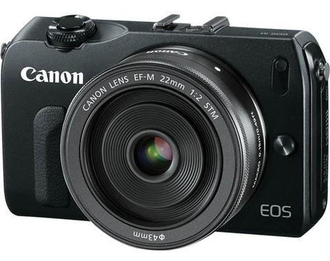 是Canon EOS M 台灣公司貨還沒消息,倒是水貨快到了...這篇文章的首圖