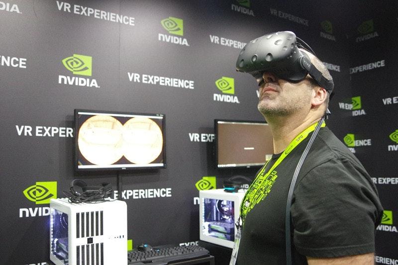 是NVIDIA 與台北市共同鼓勵 VR 新創開發育成,將在內湖辦公室打造台北首座 VR Lab 這篇文章的首圖
