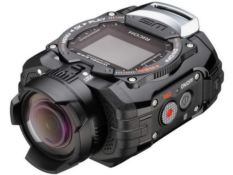 是Ricoh 發表水下 10m 等級的硬派防水相機 WG-M1這篇文章的首圖