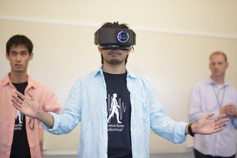 是攻殼機動隊中的狙擊手義眼可能成真?日本筑波大學學生打造具 30 倍變焦的人工視覺頭盔這篇文章的首圖