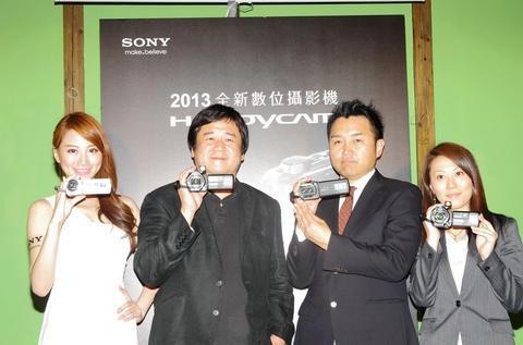 是Sony 2013 新款 Handycam 強化分享元素再出擊,宣示絕不放棄數位攝影機這篇文章的首圖
