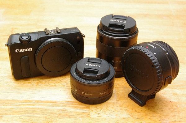 是Canon 迷你單眼首部曲,  EOS M 動手玩這篇文章的首圖