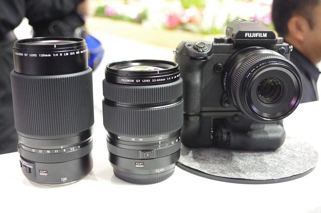 是CP+ 2017 :備受矚目的無反光鏡中片幅相機, Fujifilm GFX-50s 快速體驗這篇文章的首圖