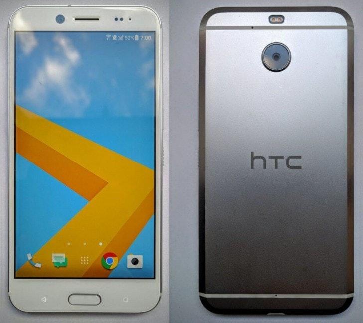 是HTC Bolt 實機照片曝光,確認取消 3.5mm 耳機插槽這篇文章的首圖