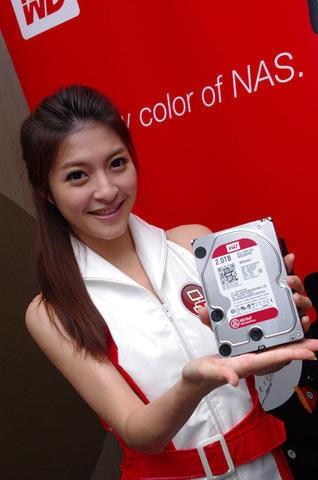 是針對快速成長的 NAS 市場, WD 推出 RED 系列硬碟這篇文章的首圖