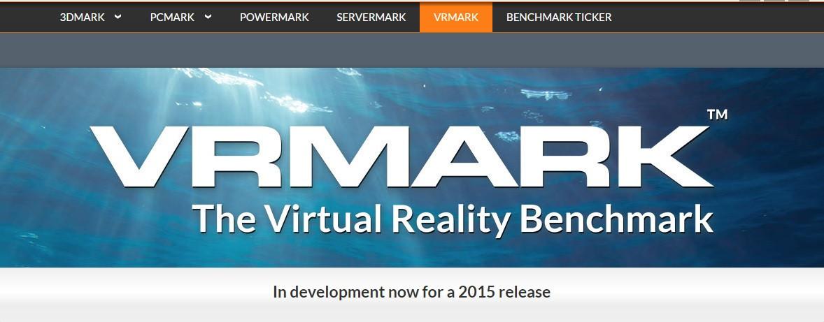 是為 VR 世代做準備, Futuremark 宣布 2015 年內將推出 VRMARK 基準測試這篇文章的首圖
