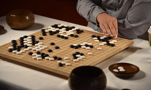 是同樣的招式對聖鬥士是沒有用的!閒聊關於 Google AlphaGo 深度學習平台這篇文章的首圖