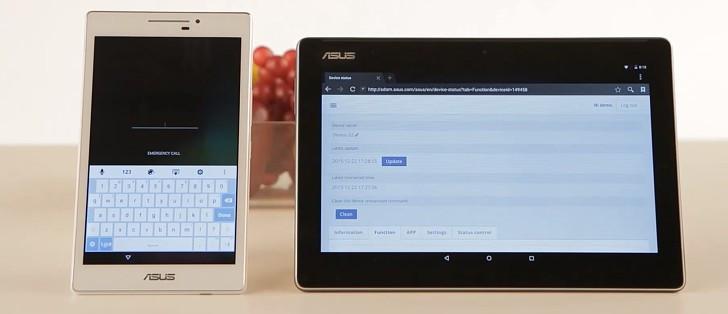 是雖然看起來與一般 ZenPad 沒甚麼不同,不過華碩將推出 ZenPad M 商用平板這篇文章的首圖