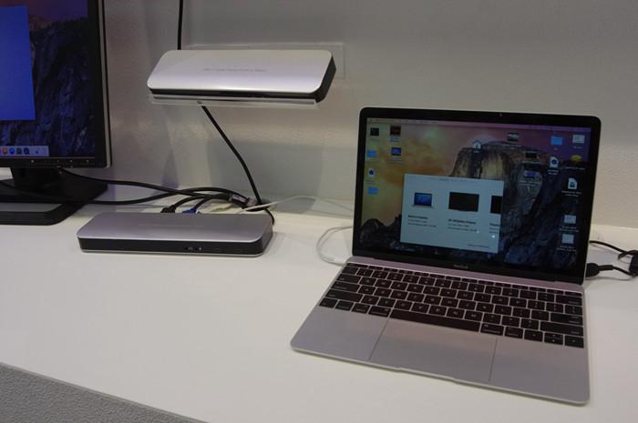 是Computex 2015 :東碩科技展出無線與 USB Type-C 的 Docking 方案,不僅只有影像還有各種 I/O這篇文章的首圖