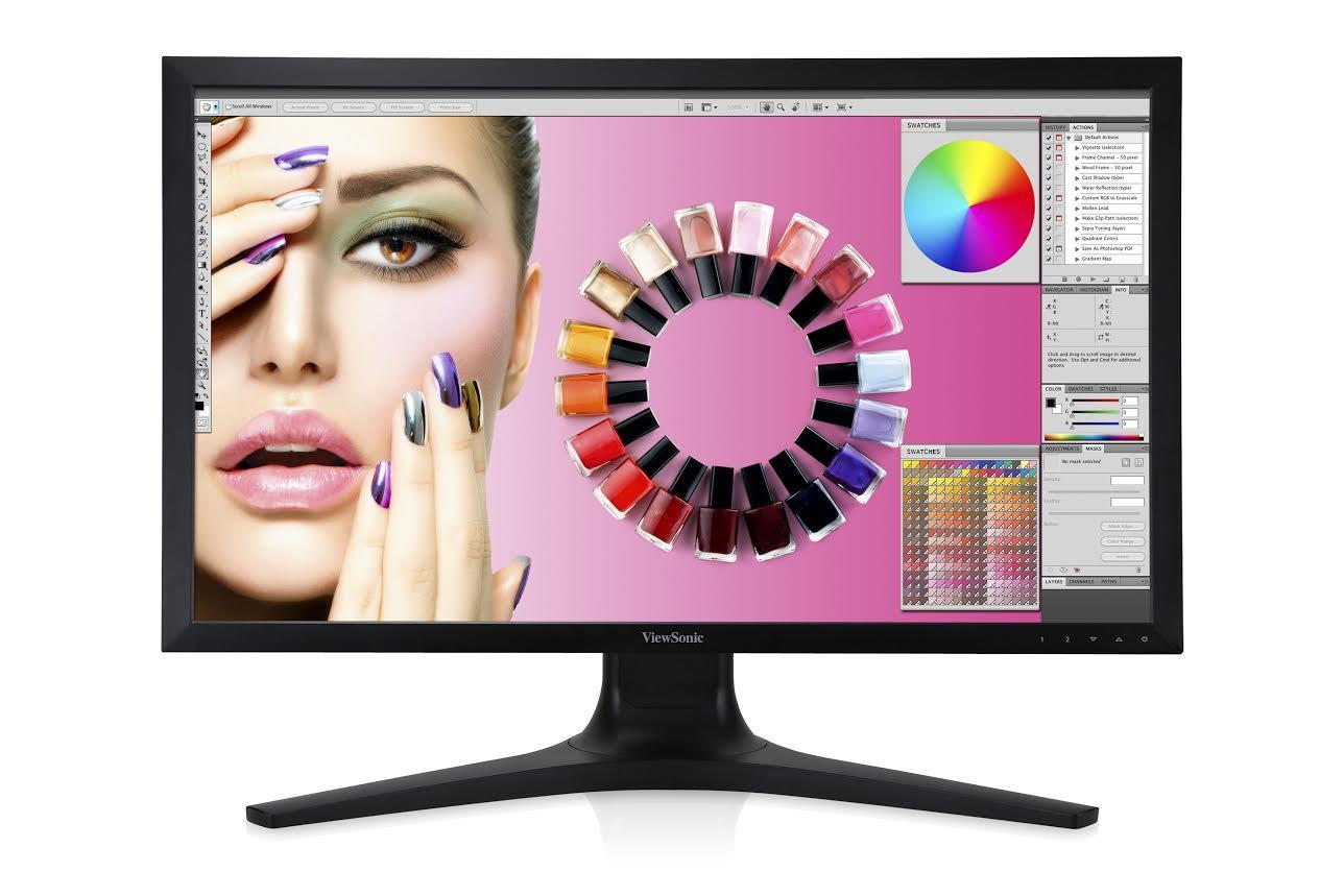是ViewSonic 推出搭載 HDMI 2.0 之 27 吋 4K 專業顯示器,具 100% sRGB 及 Delta E ≤2 色彩精準度這篇文章的首圖