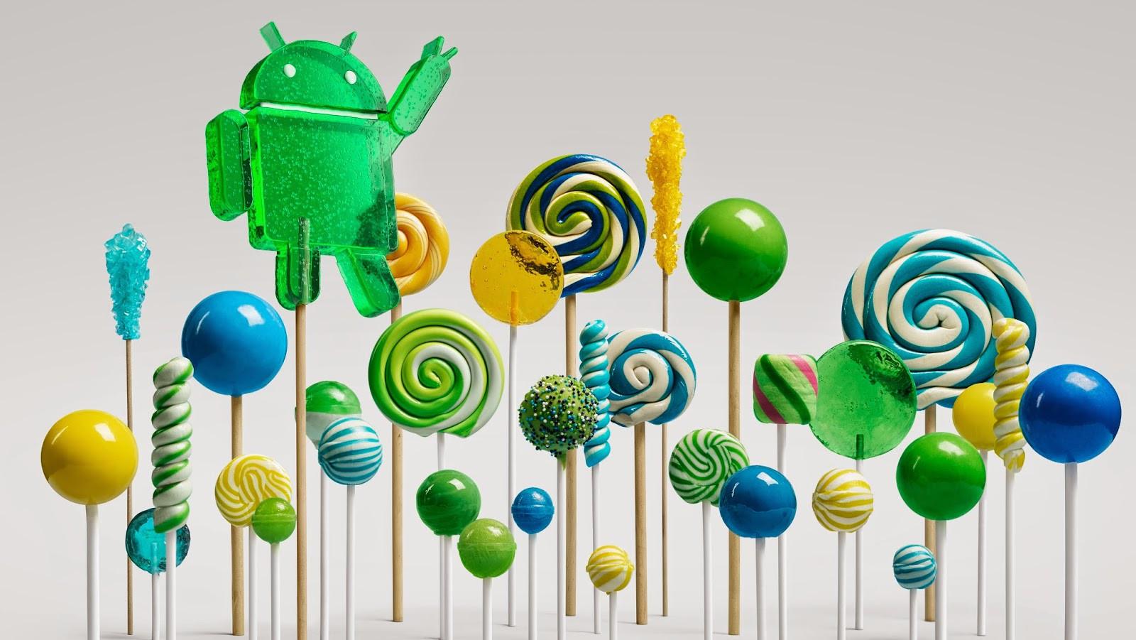 是在 Android 棉花糖將推出前, Android 棒棒糖終於拿下 2 成 Android 平台佔有率這篇文章的首圖
