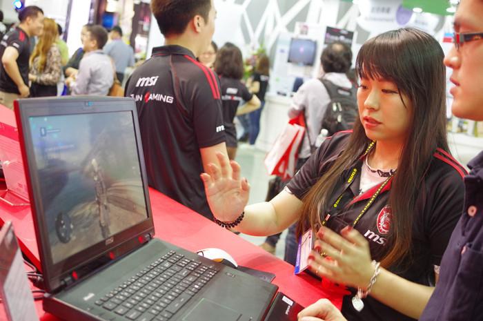 是Computex 2015 :玩個遊戲好忙之結合 Tobii 眼動追縱系統的 MSI GT72 電競筆電這篇文章的首圖