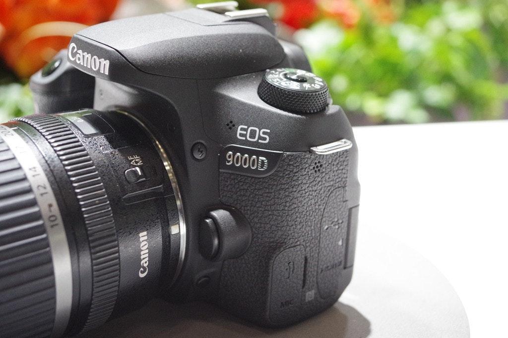 是CP+ 2017 : Canon 77D 、 800D 與 EOS M6 快速動眼看這篇文章的首圖