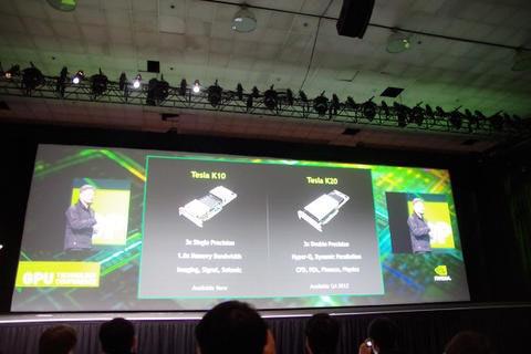 是Kepler 上身, NVIDIA Tesla K10 運算處理器亮相這篇文章的首圖