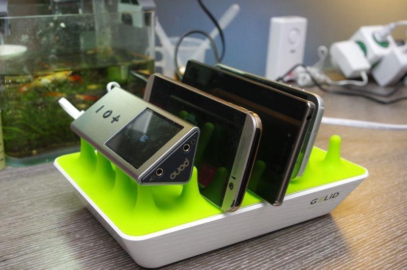 是把手機、平板好好的擺在一個地方充電吧, Gelid Zentree 充電座這篇文章的首圖
