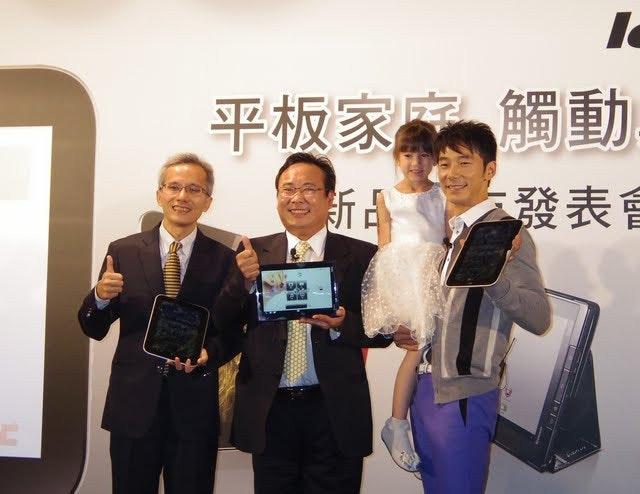 是Lenovo ThinkPad Tablet 與 IdeaPad K1 台灣價格與規格公佈(更新記者會後續)這篇文章的首圖