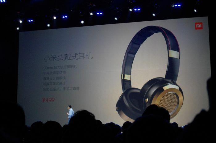 是小米科技與加一聯創再攜手,預計推出號稱可上打人民幣千元的 499 人民幣耳罩式耳機這篇文章的首圖