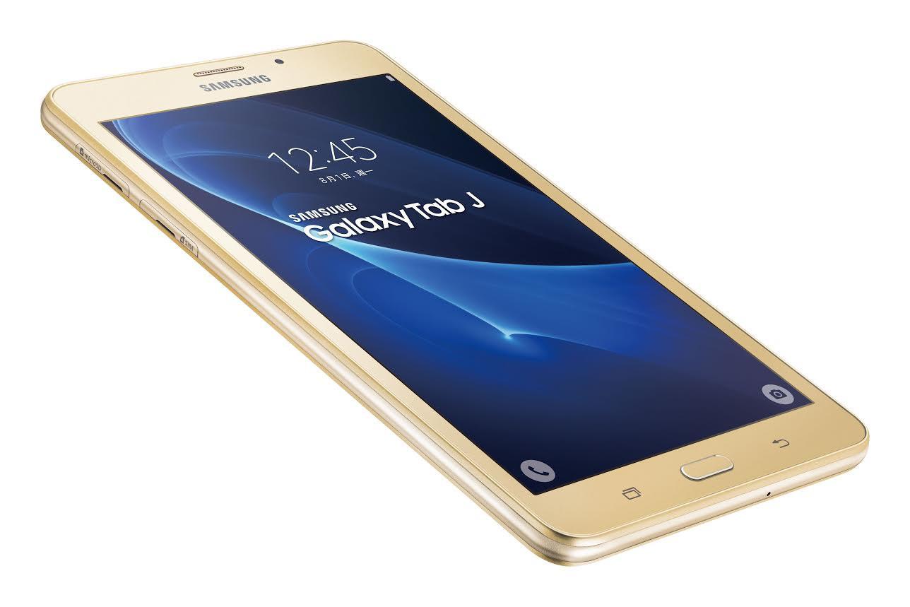 是主打平板手機的三星 Galaxy Tab J 在台推出,具 f1.9 光圈主相機與雙卡雙待功能這篇文章的首圖