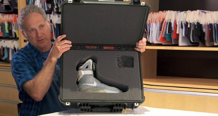 是回到未來演的都是真的! Nike 打算在 2015 年推出自動綁鞋帶鞋!這篇文章的首圖